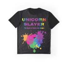 Unicorn Slayer T Shirt Graphic T-Shirt