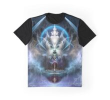 Thera Of Titan The Serenity Of Time Graphic T-Shirt