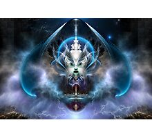 Thera Of Titan The Serenity Of Time Photographic Print