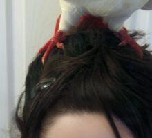 Birdie Boy Hat  - Self Portrait w/BB Sticker