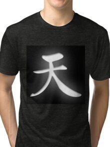 Kanji Tri-blend T-Shirt