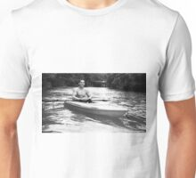 KAYAK BY JEFF BREWSTER Unisex T-Shirt