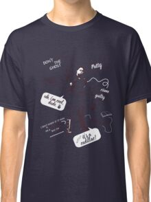 patty tolan quotes Classic T-Shirt