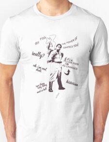 patty tolan quotes Unisex T-Shirt