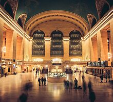 Grand Central Station by kotchenography