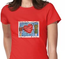 Hans and Gretel Womens Fitted T-Shirt