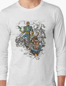 Calvin: The Spiffy Spaceman Long Sleeve T-Shirt