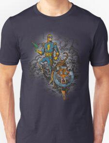 Calvin: The Spiffy Spaceman Unisex T-Shirt