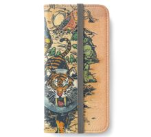 Calvin: The Spiffy Spaceman iPhone Wallet/Case/Skin