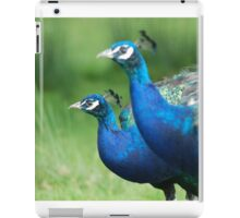 Peacocks in the Park iPad Case/Skin