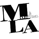 Musica L.A. logo by Larry3
