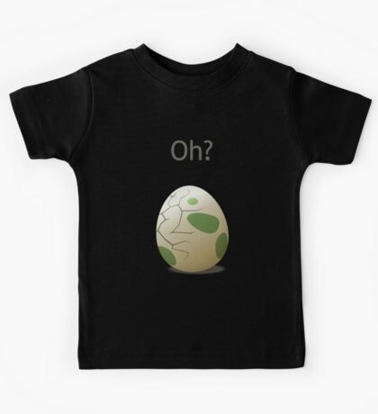 Oh? A hatching egg! Kids Tee