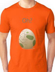 Oh? A hatching egg! Unisex T-Shirt