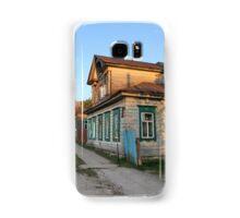 Old rural house Samsung Galaxy Case/Skin