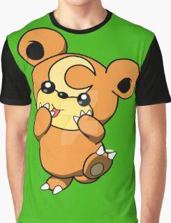 Teddiursa Graphic T-Shirt