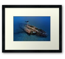 F-4 Phantom Framed Print