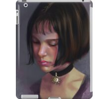 Mathilda iPad Case/Skin