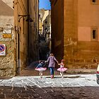 The Dancers of Via Orfane by MarcW