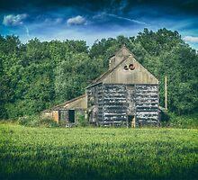 The Black Barn by Nigel Bangert