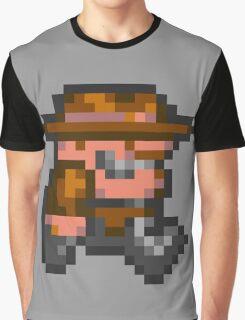 Rick Dangerous Graphic T-Shirt