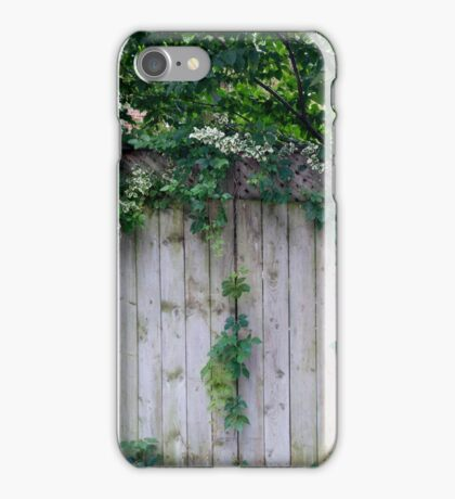 The Green Can Never Be Blocked iPhone Case/Skin