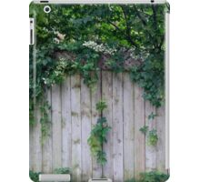 The Green Can Never Be Blocked iPad Case/Skin
