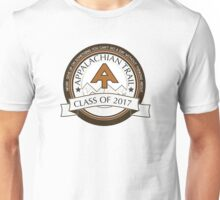 Appalachian Trail Class of 2017 Unisex T-Shirt