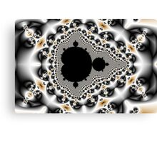 Mandelbrot Engineering No. 2 Canvas Print