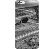 Little House on the Hill iPhone Case/Skin