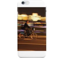 City Cycler iPhone Case/Skin