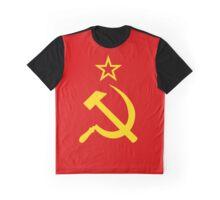 SSSR Graphic T-Shirt