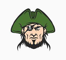 Pirate Mascot Face  Unisex T-Shirt