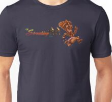 The Streaking Tiki Unisex T-Shirt