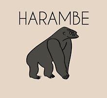 Harambe the Brave Gorilla Unisex T-Shirt