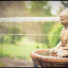 Zen Fountain by jamjarphotos