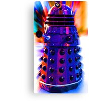 The Dalek Canvas Print