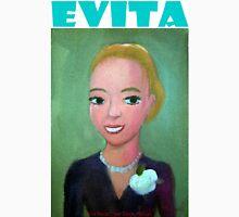 Evita Perón by Diego Manuel Unisex T-Shirt