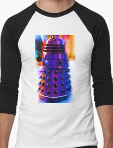 The Dalek Men's Baseball ¾ T-Shirt