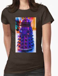 The Dalek Womens Fitted T-Shirt