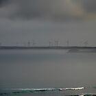 The leaden Ocean........Marrawah by Imi Koetz