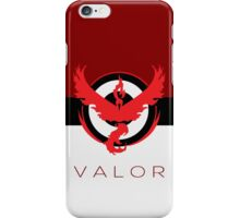 Pokemon Valor iPhone Case/Skin