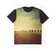 as the curtain falls Graphic T-Shirt