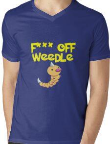 F*** off Weedle Mens V-Neck T-Shirt