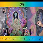 Chalk Meditation #14 • Montage • December 2007 by Robyn Scafone