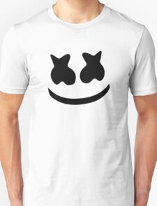 Marshmello - Black Unisex T-Shirt