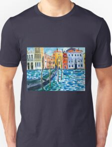 Venice - Watercolour Unisex T-Shirt