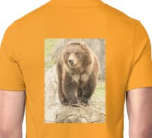 Grizzly Pose Unisex T-Shirt