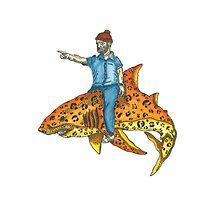 Life Aquatic - Steve Zissou by Antony Stephenson