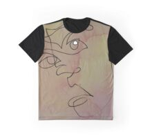 squigglehead  with white highlight - drawing Graphic T-Shirt