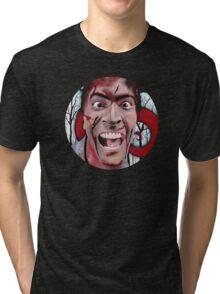 Evil Dead Ash Tri-blend T-Shirt